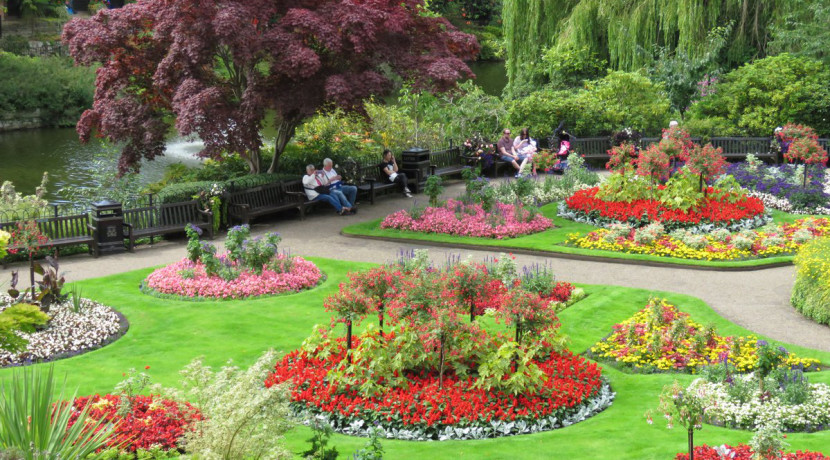 Your invite behind the scenes with Shrewsbury In Bloom
