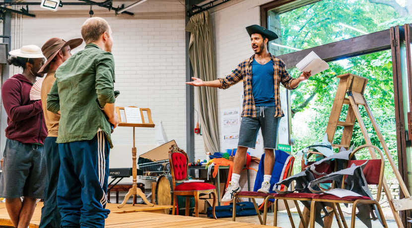 New Vic Theatre takes on biggest adventure to date