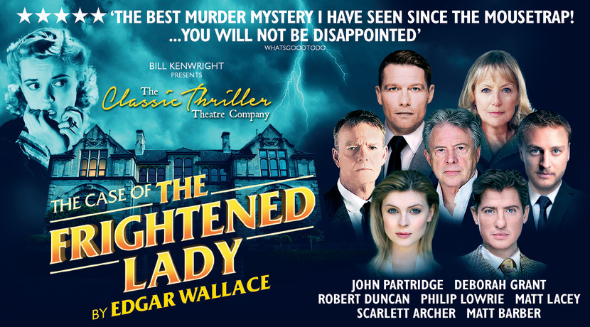 All star cast to take to the Lichfield stage this Autumn