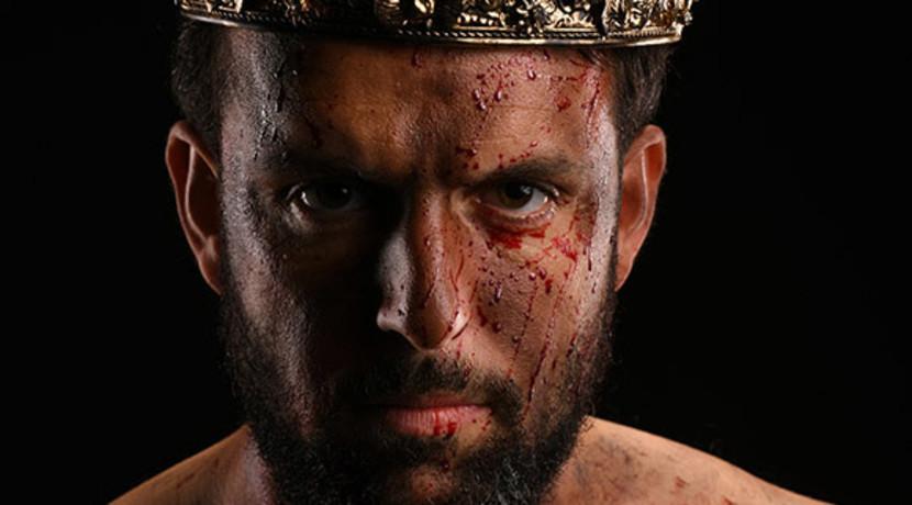 A drum, a drum Macbeth doth come!