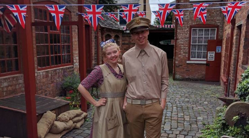 1940s Day at the Locksmith's House