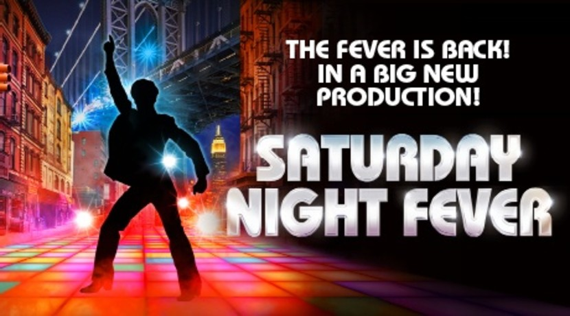 Win a pair of tickets to Saturday Night Fever at the New Alex
