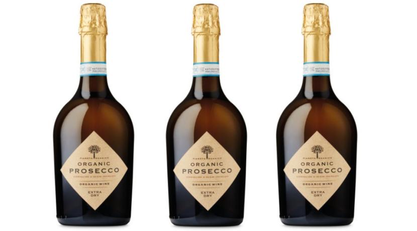 Aldi is selling 'hangover free' Organic Prosecco
