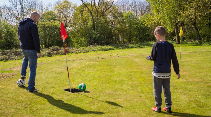 Popular Footgolf extended at Sandwell Valley