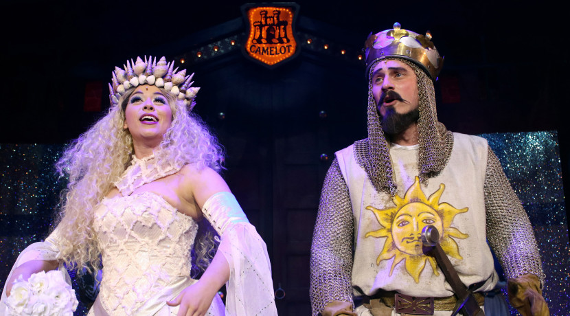 Tickets to Spamalot