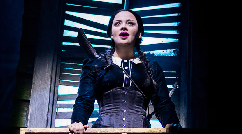 Carrie Hope Fletcher chats about her role in The Addams Family