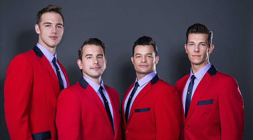 Cast announced for the return of Jersey Boys in Wolverhampton