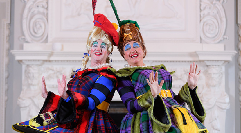 Double Trouble - We chat to Belgrade Theatre's panto dames
