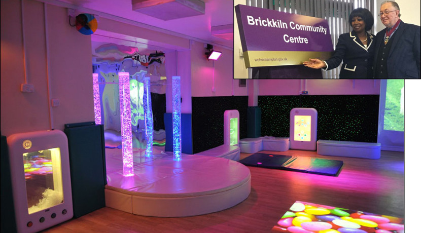 Brickkiln Centre officially reopens after major transformation