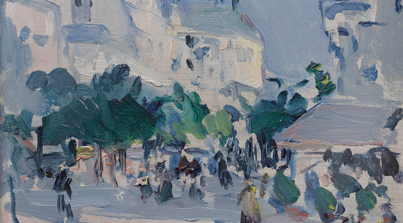 The Rhythm Of Light: Scottish Colourists From The Fleming Collection