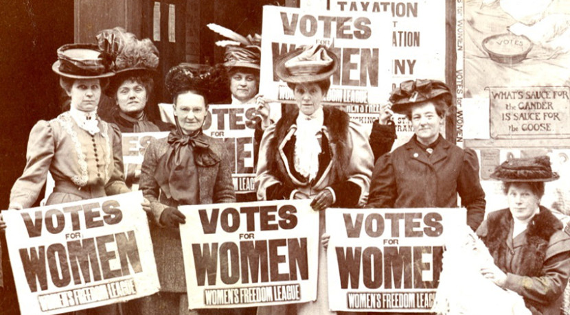 Image result for votes for women