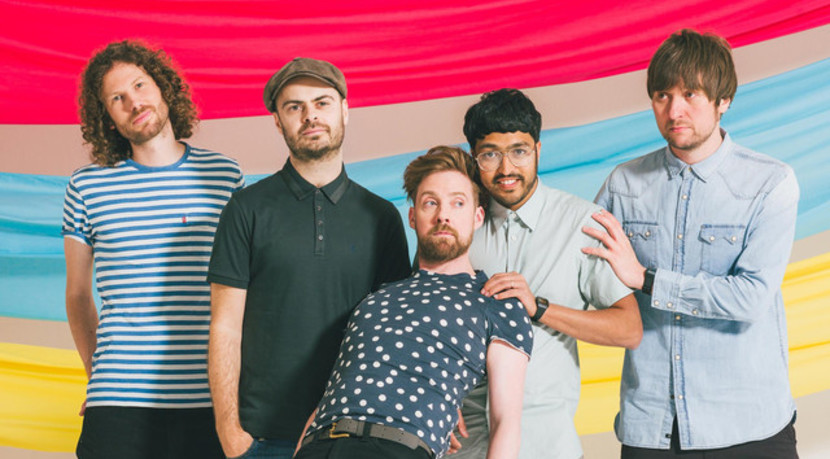 Kaiser Chiefs to play Wolverhampton Racecourse