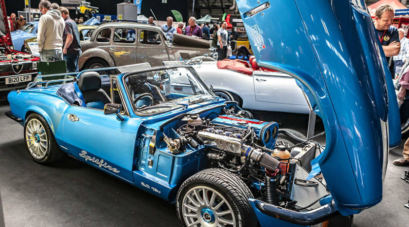 Tickets to Practical Classics & Restoration Show 2018