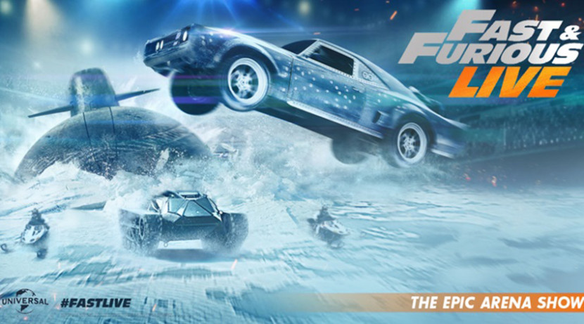 A family ticket to Fast & Furious Live