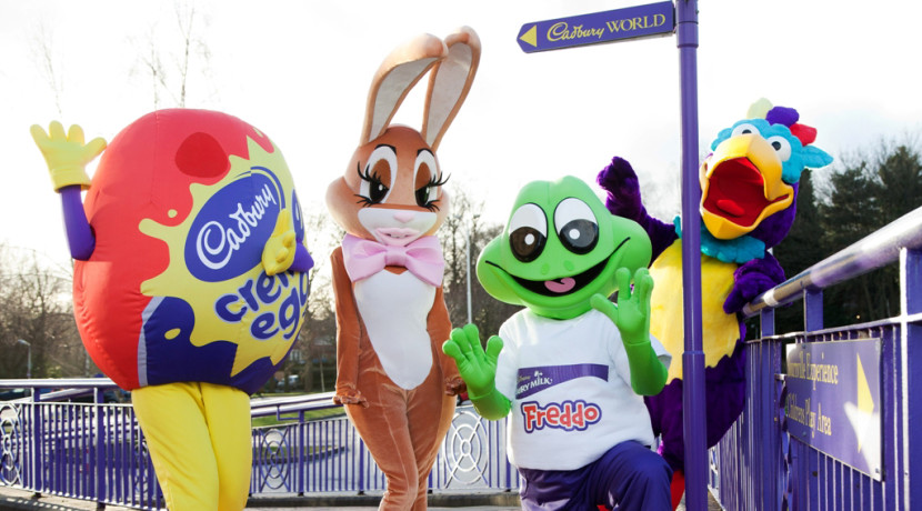 The Cadbury Characters Stage Show