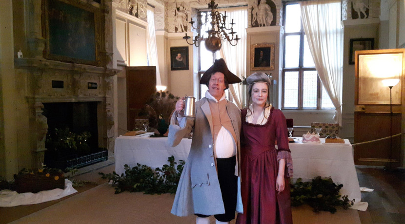 400 Years of Aston Hall: Georgian House Party