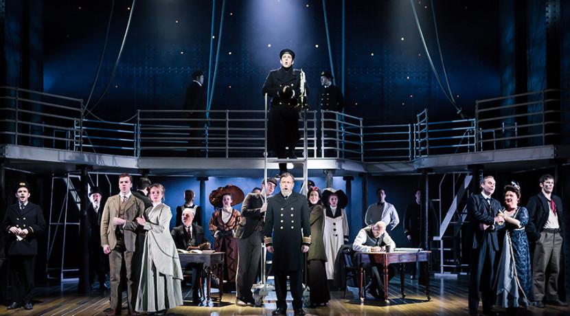 Titanic The Musical drops anchor at Birmingham Hippodrome