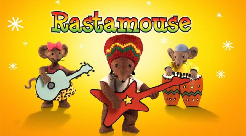 CBeebies' Rastamouse Live!