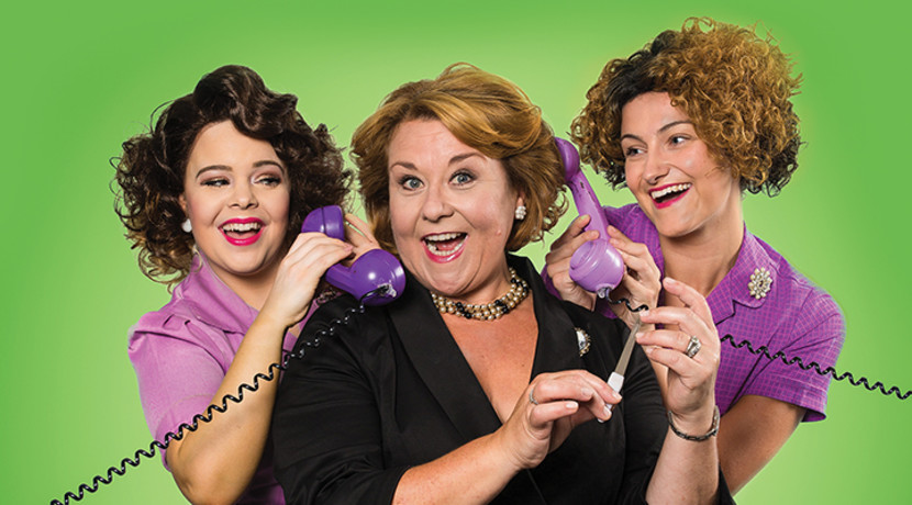 Wendi Peters stars in the award-winning musical Salad Days