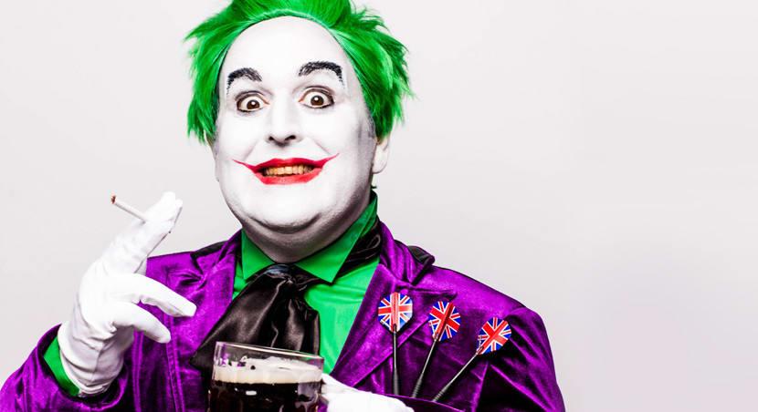 Justin Moorhouse: Northern Joker