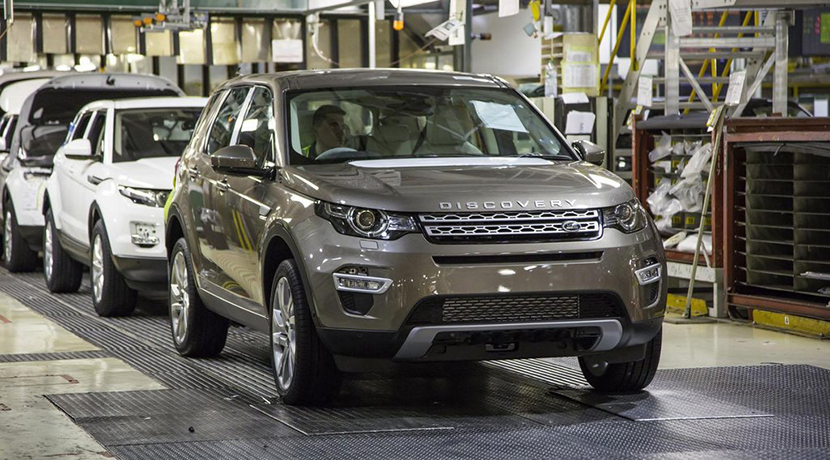 Jaguar Land Rover to switch to electric and hybrid cars from 2020