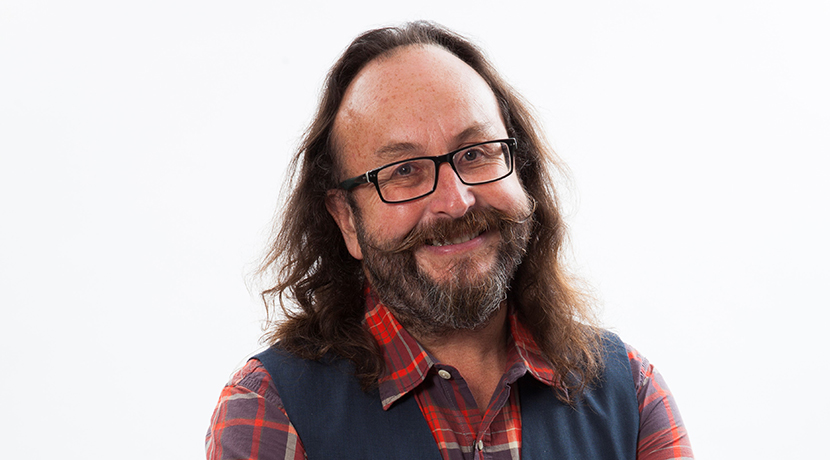 Hairy Biker Dave Myers to visit Solihull town centre