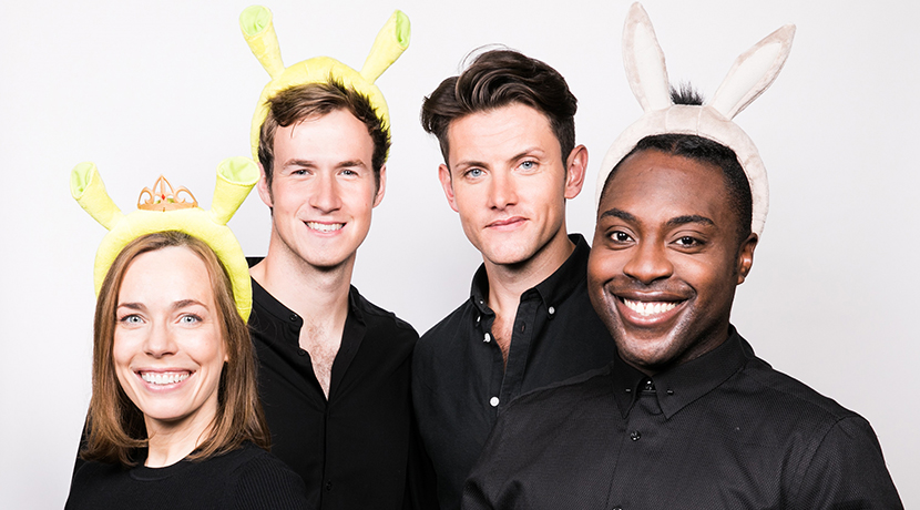Casting announced for Shrek The Musical