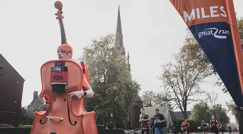 Student smashes second world record with musical outfit