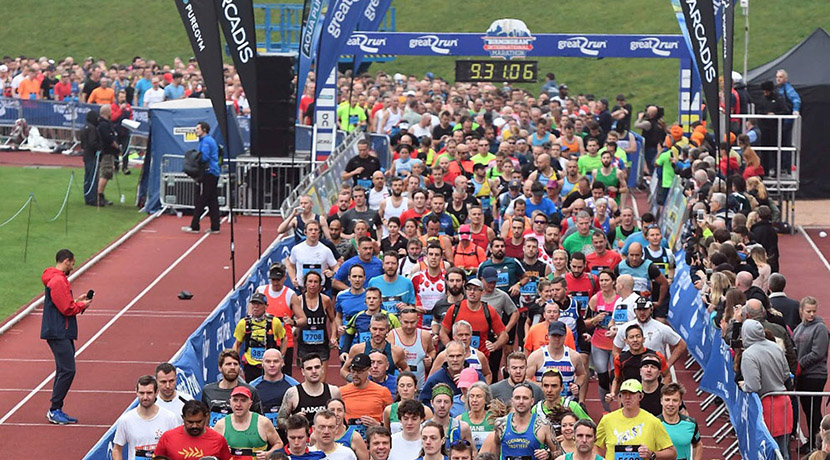 How running came home to Brum for biggest-ever weekend of activity