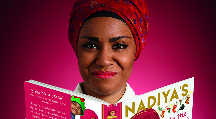 Nadiya Hussain shares recipes ahead of Good Food Show