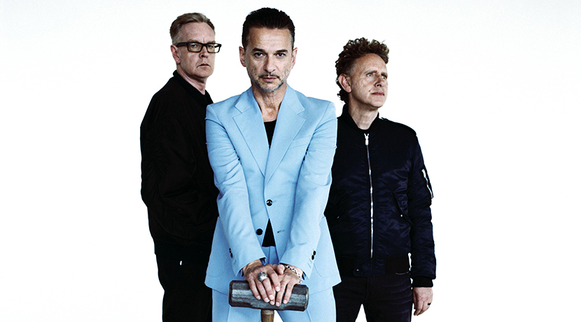 Depeche Mode gave an outstanding performance at Arena Birmingham