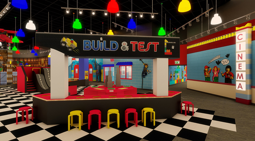 New limited edition pass for families at new Legoland Discovery Centre Birmingham