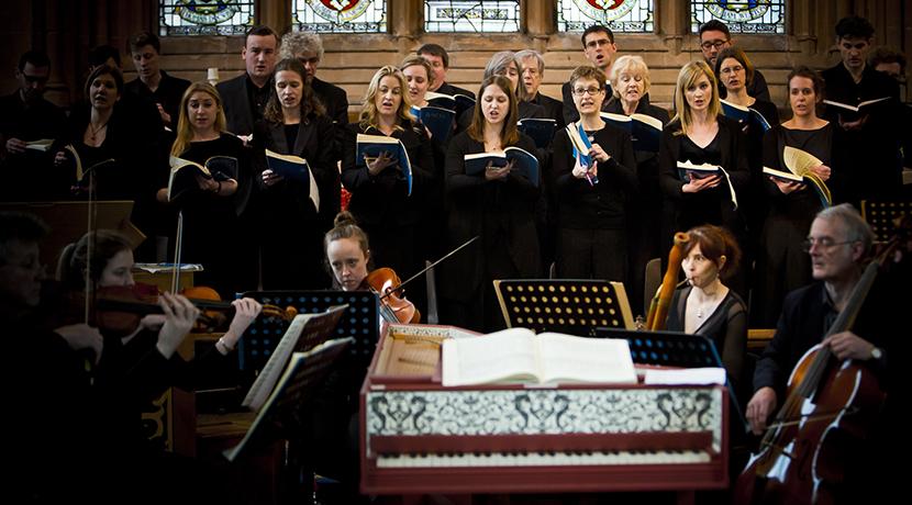 Armonico Consort: Biber's Missa