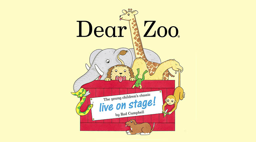 A Family Ticket to Dear Zoo