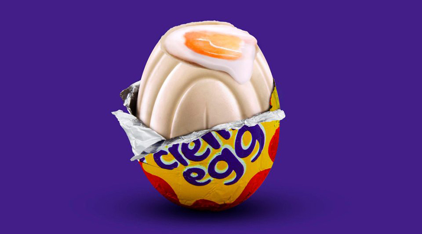 Cadbury launches limited edition white chocolate creme egg