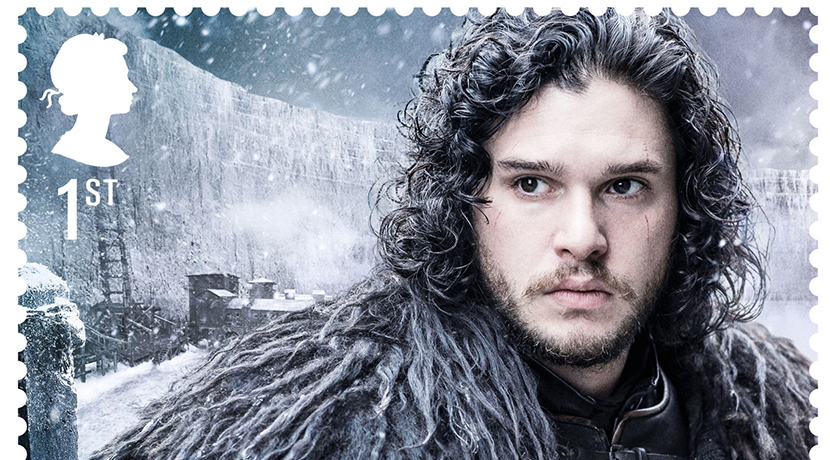 Royal Mail to release 15 Game of Thrones first class stamps