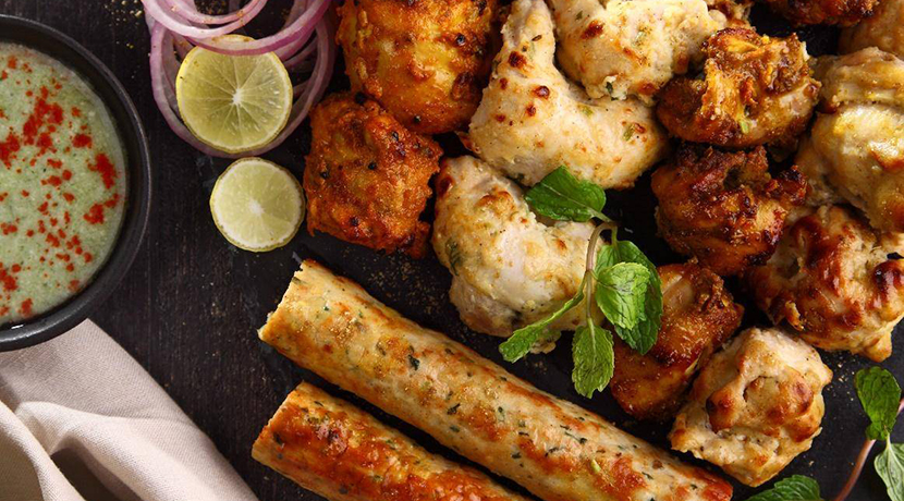 The Horseshoe Bar & Grill launches desi grill menu