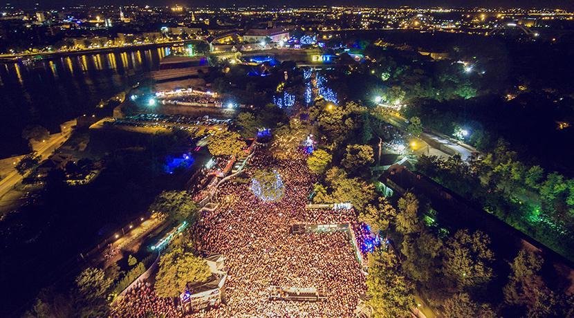 EXIT voted Best Major Festival at European Festival Awards