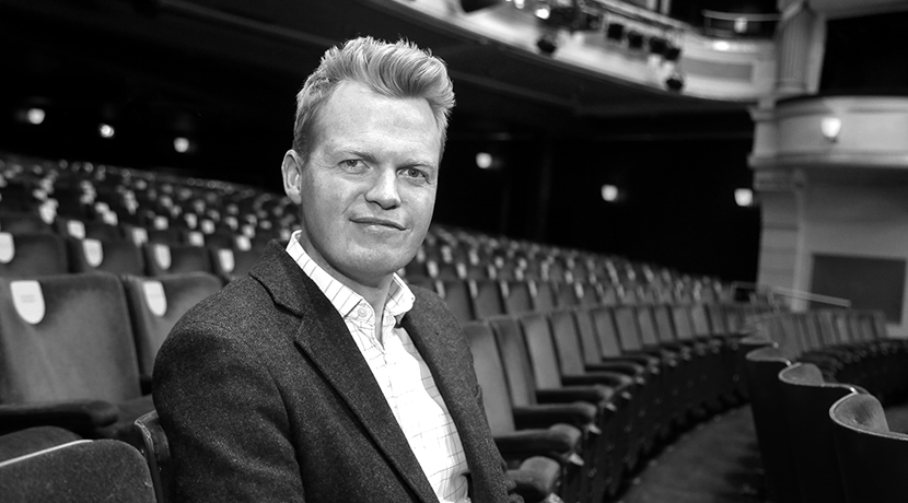 New finance director takes centre stage at Birmingham Hippodrome