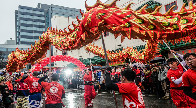 Colmore Business District to come alive for Chinese New Year 2018