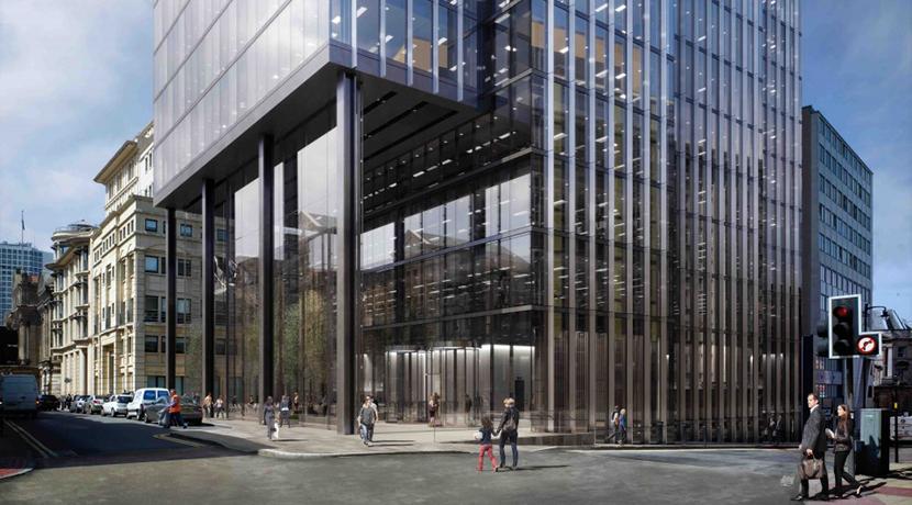 Construction to start on Birmingham's tallest office tower