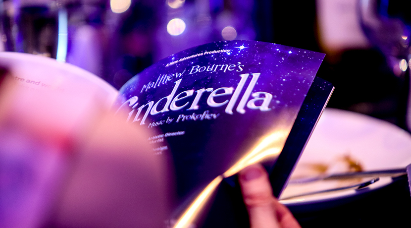 Birmingham Hippodrome raise the bar with Cinderella fundraisers