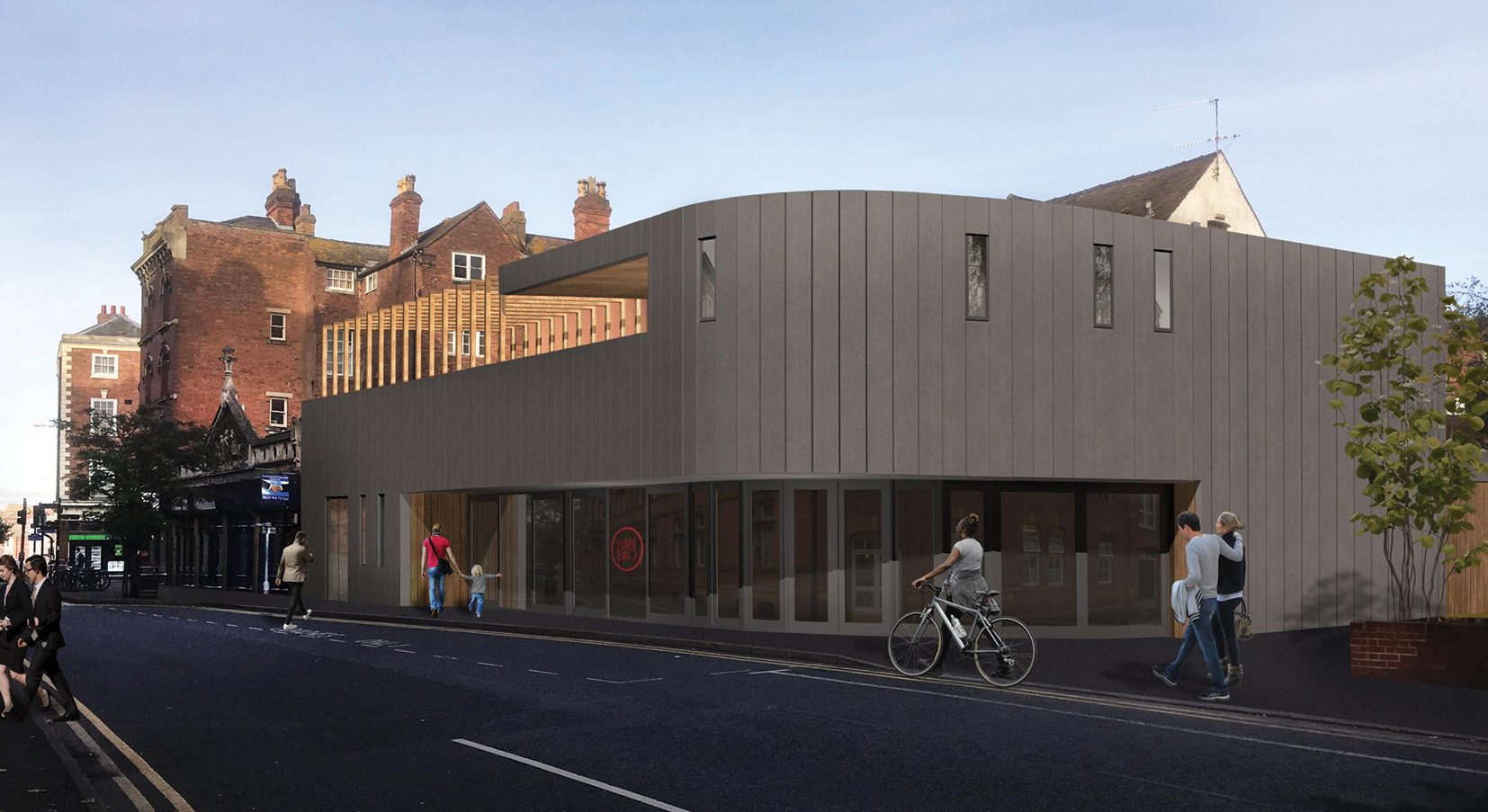 Popular burger restaurant & cocktail bar gets the green light to build a rooftop bar in Worcester city centre