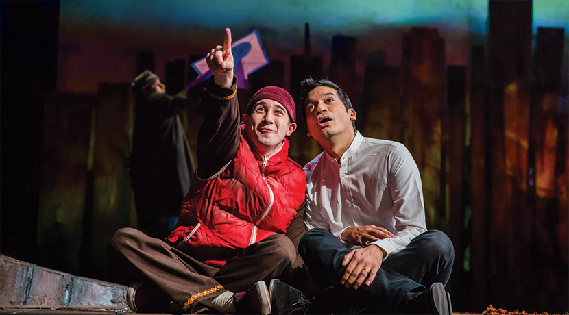 The Kite Runner at The REP