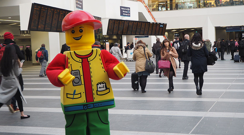 The quest is on to find the next Master Model builder for LEGOLAND Discovery Centre Birmingham