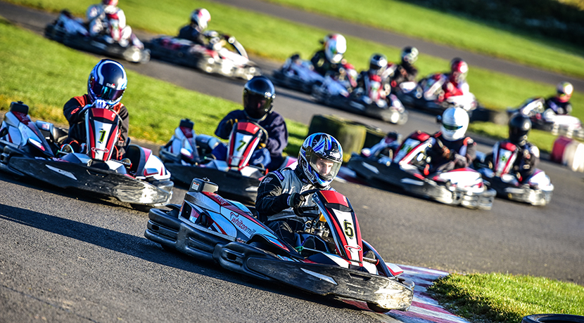 Premier kart track, Whilton Mill, is introducing Monday Night Racing