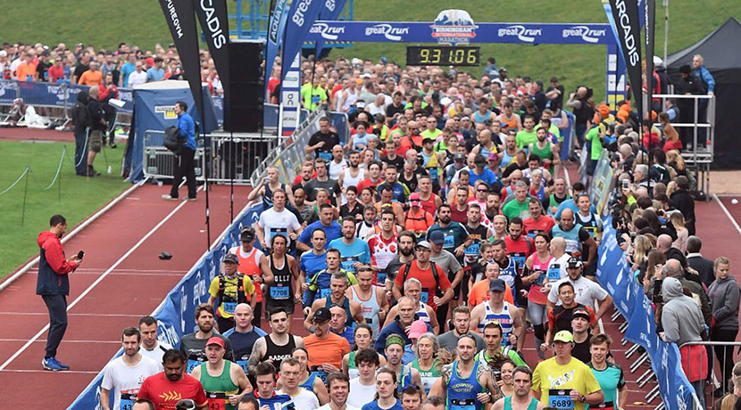 Birmingham International Marathon will not be staged in 2018