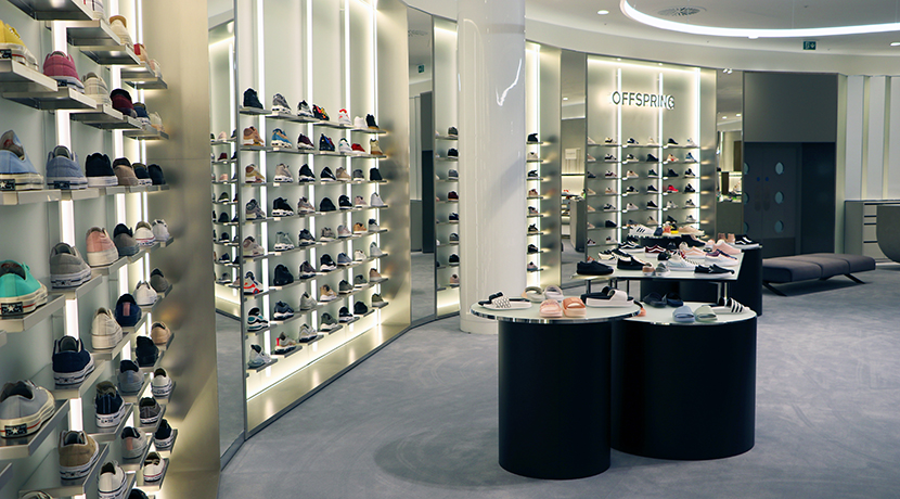 Selfridges Birmingham opens the ultimate destination for shoes outside London