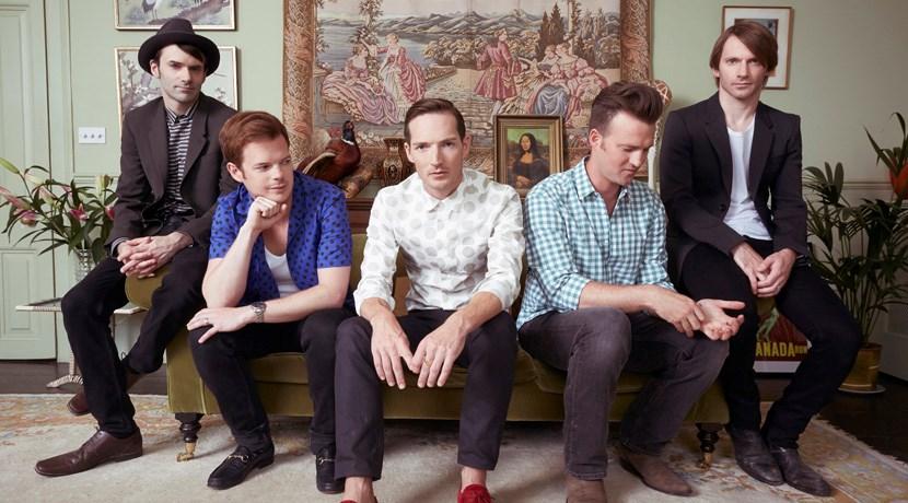 Dan Gillespie Sells talks ahead of The Feeling's new tour