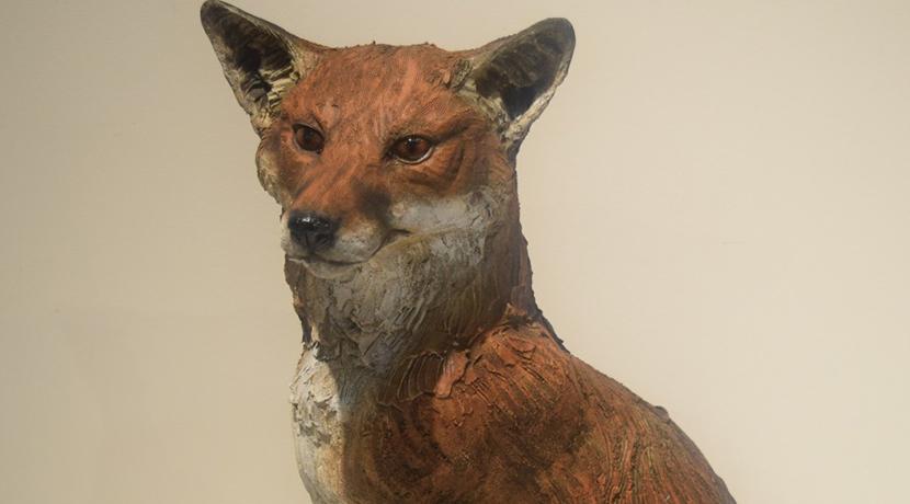 Animal Sculptures by Karen Fawcett